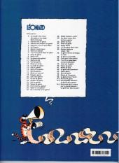 Verso de Léonard -13c15- Génie en Herbe