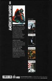 Verso de American Vampire -8- La Septième Lignée