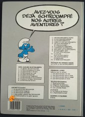 Verso de Les schtroumpfs -2b85- Le schtroumpfissime (et schtroumpfonie en ut)