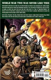 Verso de Adventure In The Rifle Brigade