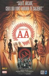 Verso de All-New Iron Man & Avengers -3- La Saga de Thor et Loki