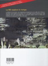 Verso de A l'abri de La Roque St-Christophe