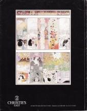 Verso de (Catalogues) Ventes aux enchères - Christie's East - Friday, November 17, 1995 - 219 East 67th Street, New York