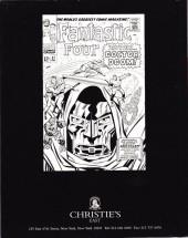 Verso de (Catalogues) Ventes aux enchères - Christie's East - Thursday, December 18, 1997 - 219 East 67th Street, New York
