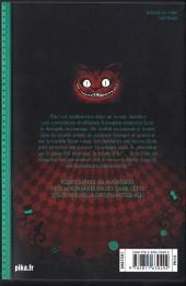 Verso de Alice au Pays des Merveilles (Abe) -INT- L'Intégrale