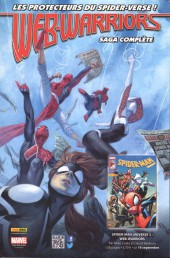 Verso de All-New Spider-Man -4- Le Royaume de l'ombre