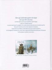Verso de Hyver 1709 -2- Livre II