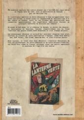 Verso de (DOC) Les publications Américaines en France -1- L'Histoire des Super-Héros - L'âge d'or (1939 - 1961)