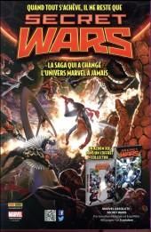 Verso de All-New X-Men (Marvel France 1re série - 2016) -4- Weirdworld