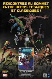 Verso de All-New Inhumans -4- Lances  Célestes