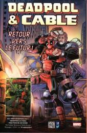 Verso de All-New Wolverine & X-men -4- Le père disparu