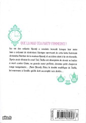 Verso de Alice in murderland -2- Tome 2