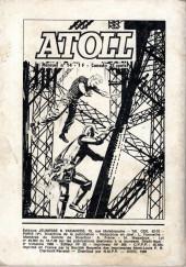 Verso de Anouk -10- Perle - Les loups entre eux