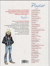 Verso de Les belles histoires d'Onc' Renaud -INT2- La Bande à Renaud - 25 chansons en BD