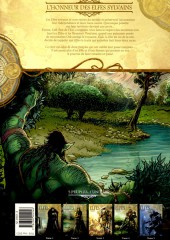 Verso de Elfes -2b- L'honneur des Elfes sylvains