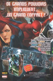 Verso de All-New Spider-Man -5- Noir & blanc