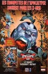 Verso de All-New Wolverine & X-men -5- Le coffre
