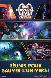Verso de All-New X-Men (Marvel France 1re série - 2016) -5- Les Guerres d'Apocalypse (1/3)