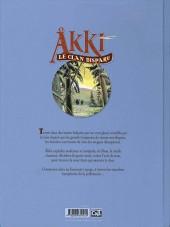 Verso de Akki, le clan disparu
