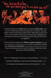 Verso de Afterlife With Archie Comics -1- Betty : R.I.P.