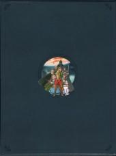 Verso de Le château des étoiles -Cof- Une année dans le Château des étoiles
