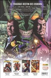Verso de Spider-Man (Marvel Deluxe) - Au nom du fils