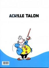 Verso de Achille Talon -11ES- Brave et honnête Achille Talon