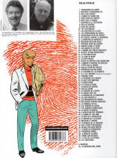 Verso de Ric Hochet -35b00- La mort noire