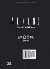Verso de Aliens : La série originale -2- Aliens #2