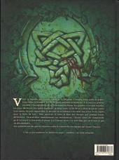 Verso de Le bois des Vierges -INT- L'intégrale