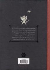 Verso de Billy Brouillard -HS3- Les Comptines malfaisantes III - Histoires de chats