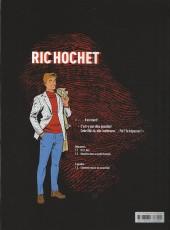 Verso de Ric Hochet (Les nouvelles enquêtes de) -2- Meurtres dans un jardin français