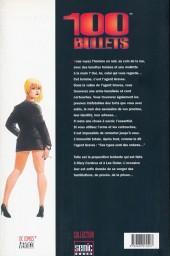 Verso de 100 Bullets (Albums brochés) -1- Tome 1