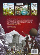 Verso de Goblin's -10- La révélation de l'élu