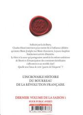 Verso de Innocent -9- Idéal d'avenir