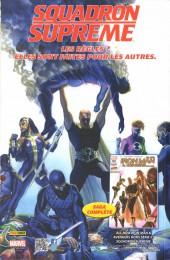 Verso de All-New Iron Man & Avengers -7- Pésentation