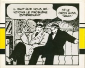 Verso de Dick Tracy -3INT- Vol. 3 - 1938/1939