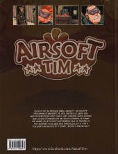 Verso de Airsoft Tim -3- La Bille en Rose