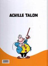Verso de Achille Talon -12c16- Achille Talon au coin du feu...