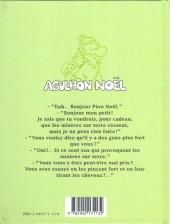 Verso de Agulhon Noël - Oups !