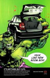 Verso de She-Hulk (2005) -11- 6 Shots To The Heart