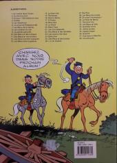 Verso de Les tuniques Bleues -27a96- Bull run