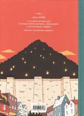 Verso de Hilda (Luke Pearson) -5- Hilda et la forêt de pierres