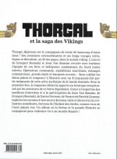 Verso de Thorgal -HS2- Thorgal et la saga des Vikings