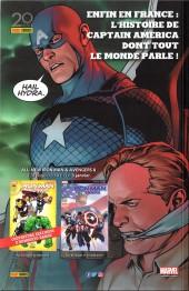 Verso de All-New Avengers -8- L'Affrontement (3/4)