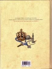 Verso de Henriquet, l'homme reine - Henriquet, l'homme-reine