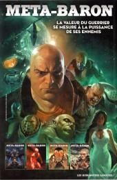 Verso de All-New X-Men (Marvel France 1re série - 2016) -9- Magnéto contre Tornade