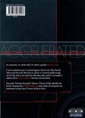 Verso de Accel World -7- Tome 7