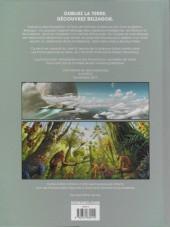 Verso de Retour sur Belzagor -1HC- Épisode 1/2