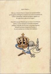 Verso de Henriquet, l'homme reine - Tome HC